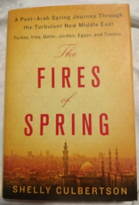 The Fires of Spring Hardback Book